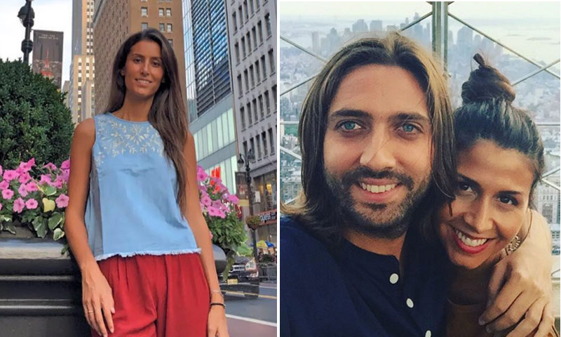 Su novia, sus hermanas y hasta su cuñado: todos hasta Nueva York para apoyar a Fernando Verdasco