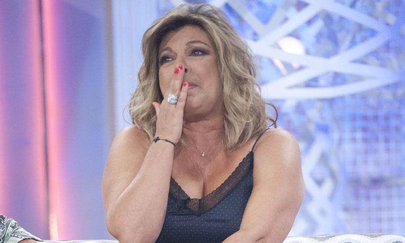 ¿Qué le hizo llorar a Terelu Campos en su cumpleaños?