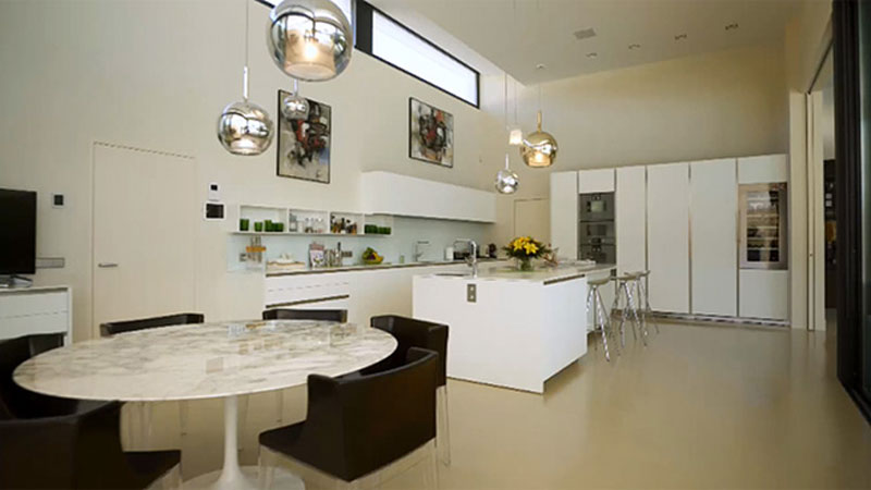Fotogaler a as es la impresionante casa de carolina for Escuela de cocina mallorca