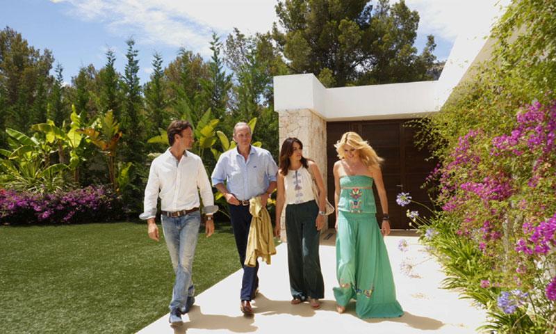 Fotogalería: Así es la impresionante casa de Carolina Cerezuela y Carlos Moyá en Mallorca