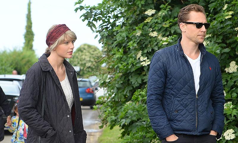 Un intenso romance que solo ha durado tres meses... Taylor Swift y Tom Hiddleston han roto