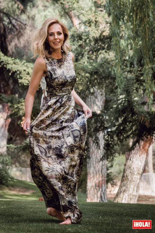 Vestido de boda de rocio carrasco