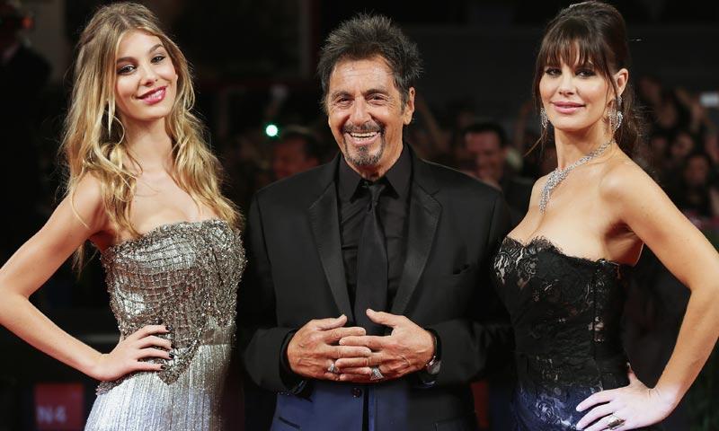 ¿Por qué todos hablan de Cami Morrone, la hijastra de Al Pacino?