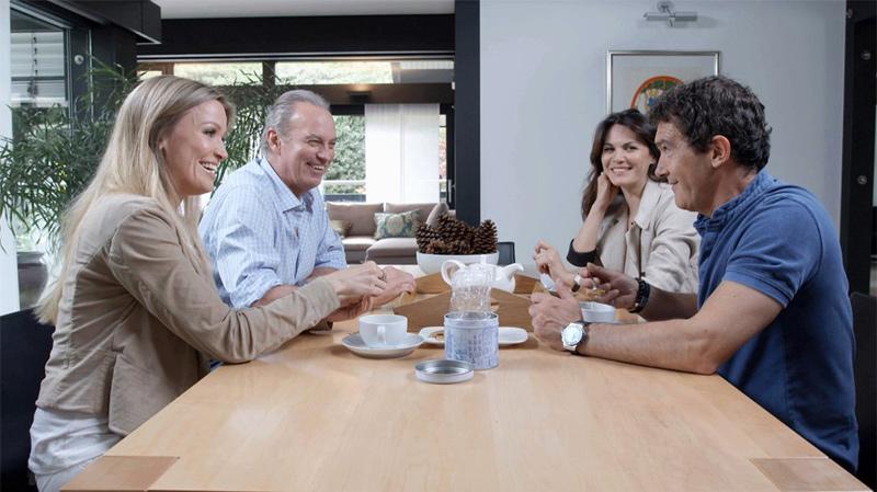 Nicole Kimpel, protagonista inesperada de la entrevista más sincera de Antonio Banderas