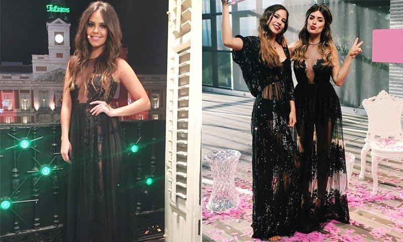 Pedroche y el vestido de nochevieja
