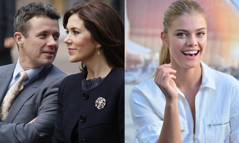 La novia de Leonardo DiCaprio nos cuenta en exclusiva cómo conoció a Federico y Mary de Dinamarca