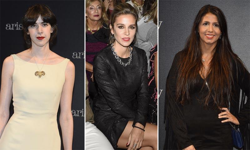 Alejandra Silva, Brianda Fitz-James Stuart... la noche de Madrid brilla con la nueva colección de Aristocrazy