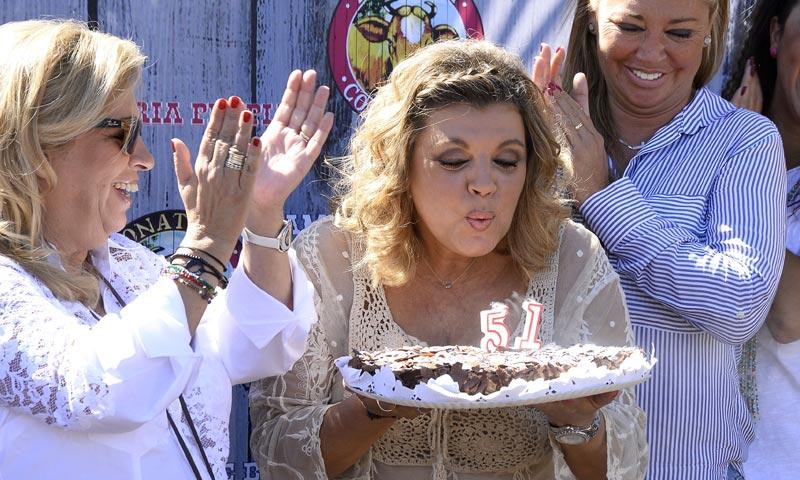 La gran fiesta de cumpleaños de Terelu Campos con pedida de mano incluida