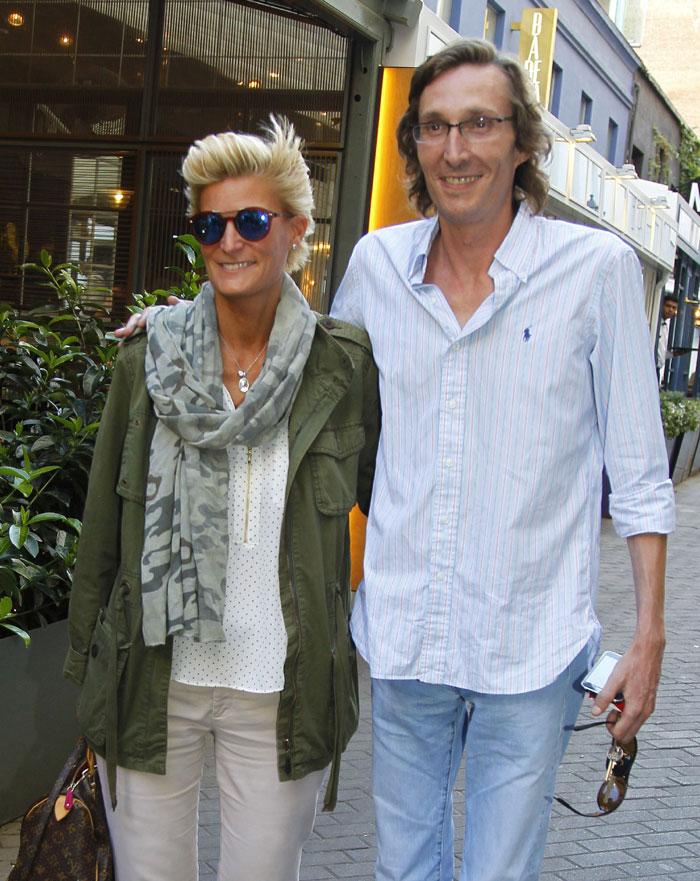 Bruno y maria