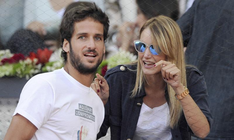 'Tranquilo, contento y feliz', así está Feliciano López tras su divorcio de Alba Carrillo