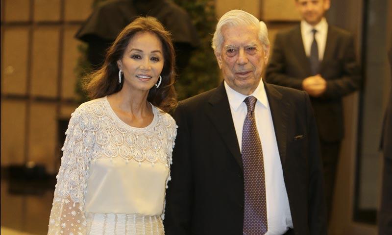 Seis años después de recibir el Nobel, Mario Vargas Llosa volverá a Estocolmo con Isabel Preysler