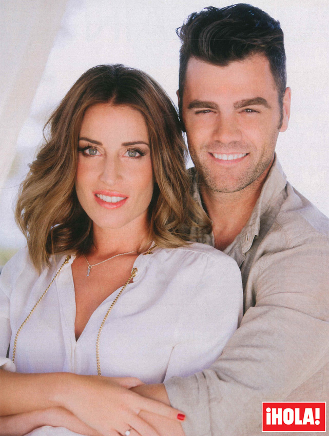 Fonsi Nieto anuncia en ¡HOLA! que se casa con Marta Castro en primavera en Ibiza