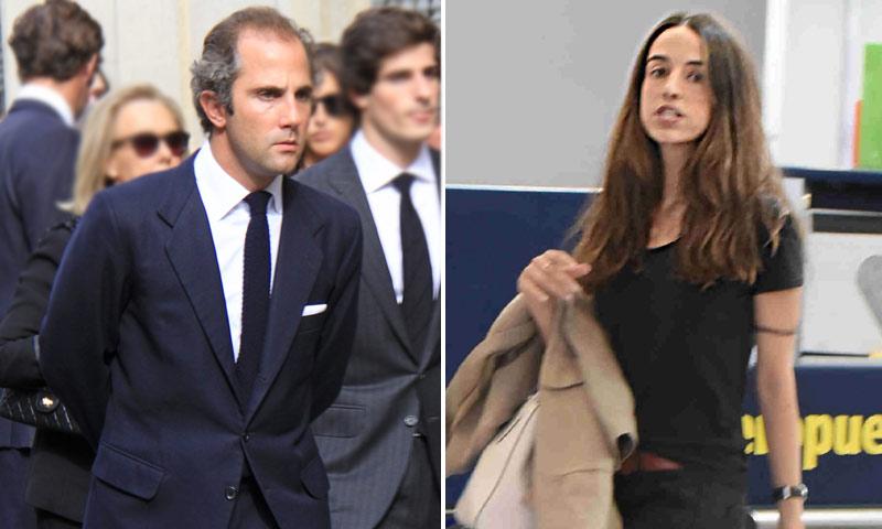 Luis Martínez de Irujo y Adriana Marín, ¿quiénes son los protagonistas de la boda que se celebra este sábado en el Palacio de Liria?