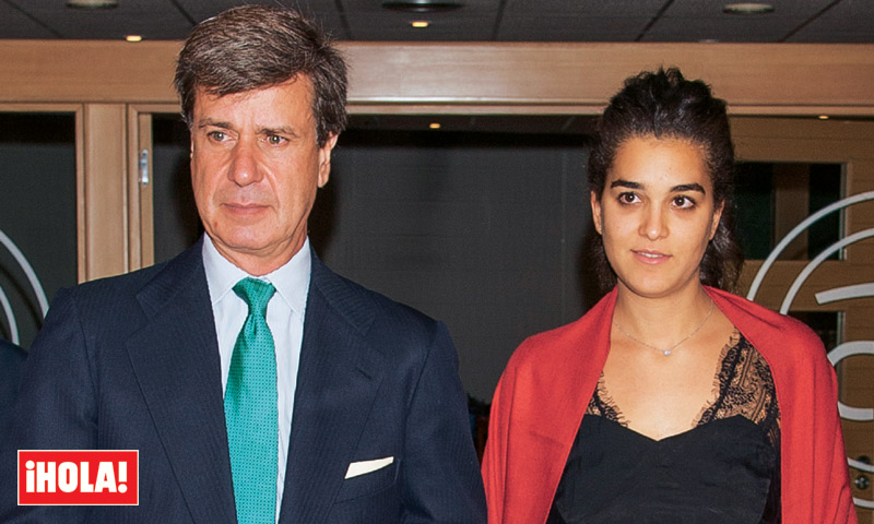 ¿Asistirá Cayetano Martínez de Irujo con su novia a la boda de su sobrino en Liria?