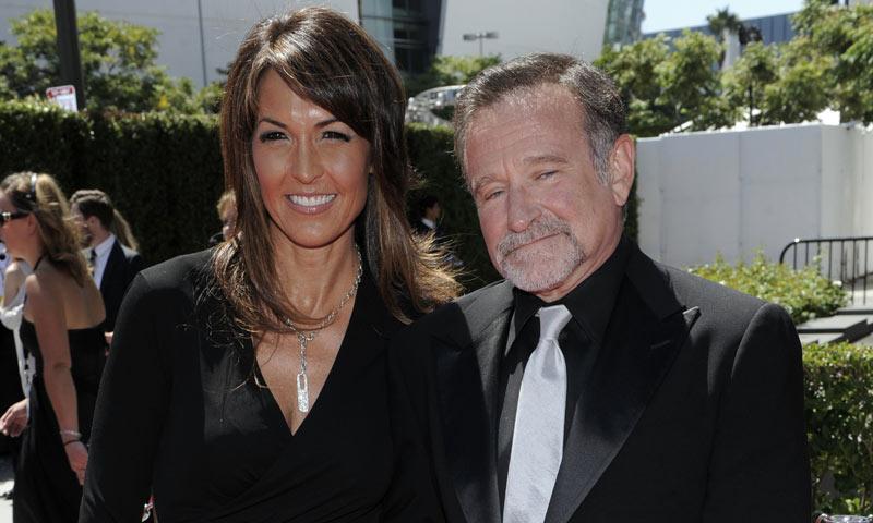 La conmovedora carta de la viuda de Robin Williams sobre sus últimos meses de vida