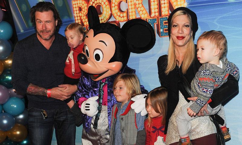 Tori Spelling espera su quinto hijo