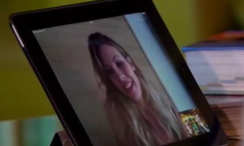 Jessica Bueno reaparece en televisión para apoyar a su tía