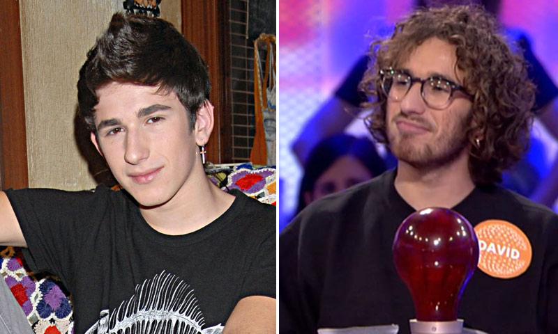 ¿Recuerdas a David Castillo, Jonathan en la serie 'Aida'? No le vas a reconocer con su nuevo 'look'