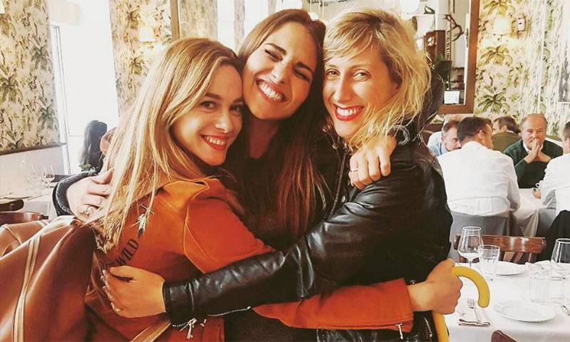 Las chicas 'Velvet' vuelven a reunirse... ¿qué están celebrando?