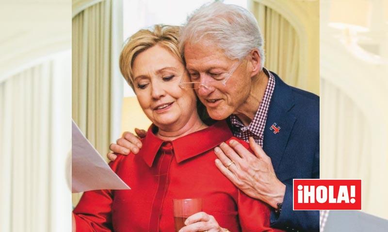 Hillary Clinton habla en exclusiva para ¡HOLA! sobre sus retos como mujer, madre y abuela