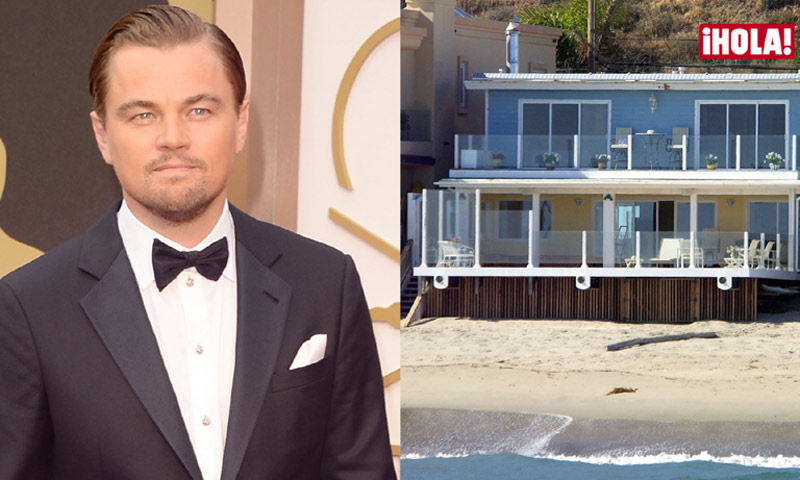 Leonardo Di Caprio vende la casa que compartió con la mujer de su vida
