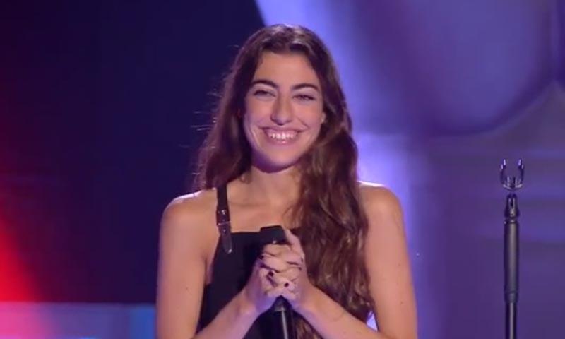Claudia, la hija de Raquel Revuelta, elegida para concursar en 'La Voz'