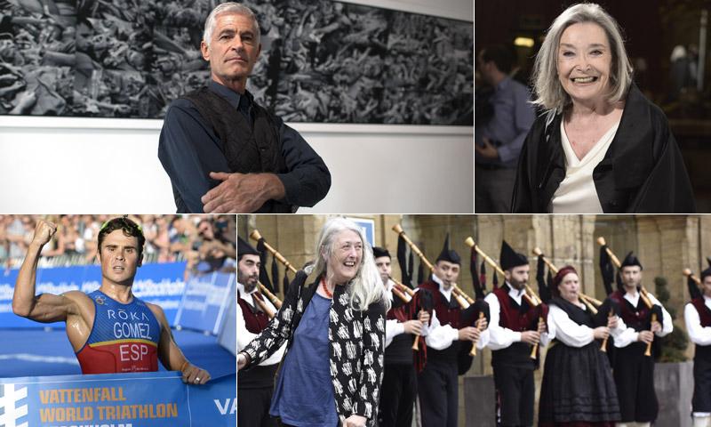 Conoce a los galardonados con los Premios Princesa de Asturias 2016