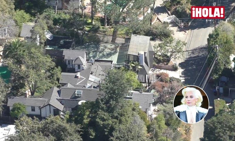 Lady Gaga adquiere la mansión en la que vivió el mítico artista Frank Zappa