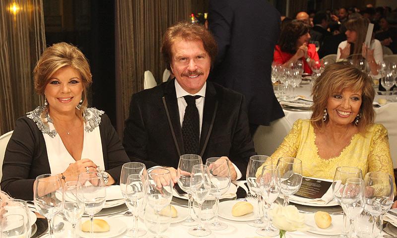 María Teresa Campos y Edmundo Arrocet, juntos y felices tras los rumores de crisis