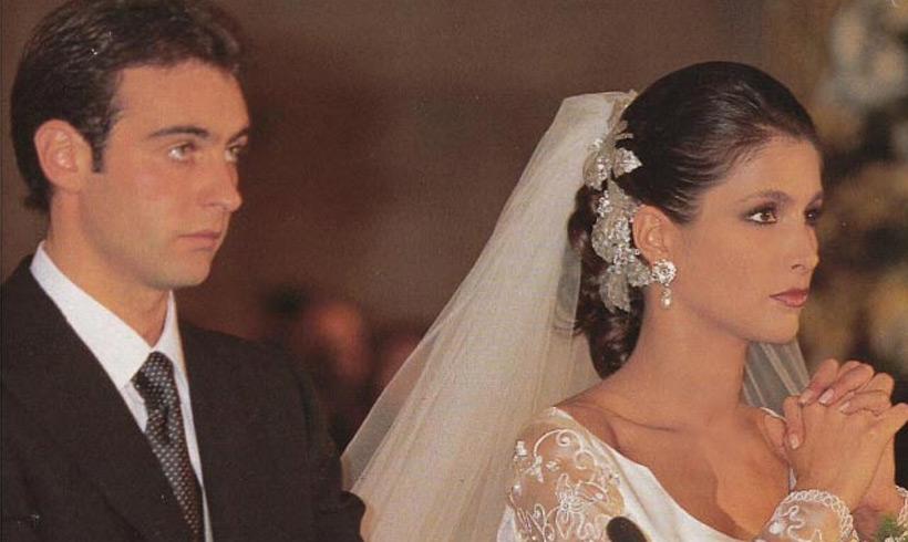 El romántico mensaje de Enrique Ponce a su mujer Paloma Cuevas con motivo de su 20º aniversario de boda
