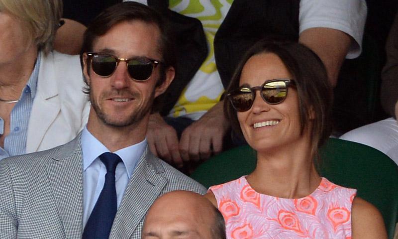 ¿Ya hay fecha? Pippa Middleton volcada en los preparativos de su boda