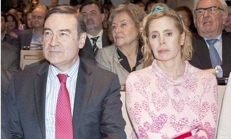 Pedro J. Ramírez y Ágatha Ruiz de la Prada se separan después de 30 años de relación