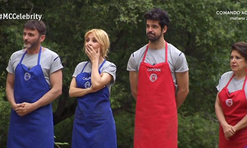 Primera sorpresa en 'MasterChef Celebrity': uno de los concursantes decide abandonar el programa