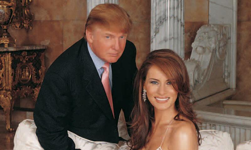 Entramos en el impresionante ático en el que vive el presidente electo de EEUU