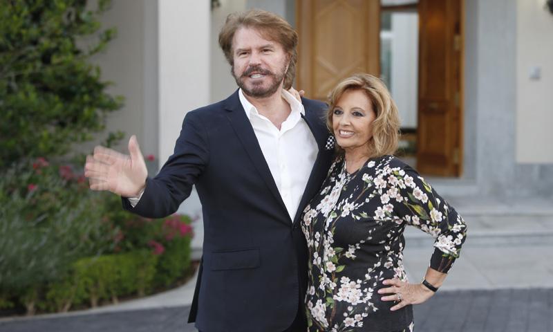 Edmundo Arrocet se muestra tajante sobre su relación con María Teresa Campos