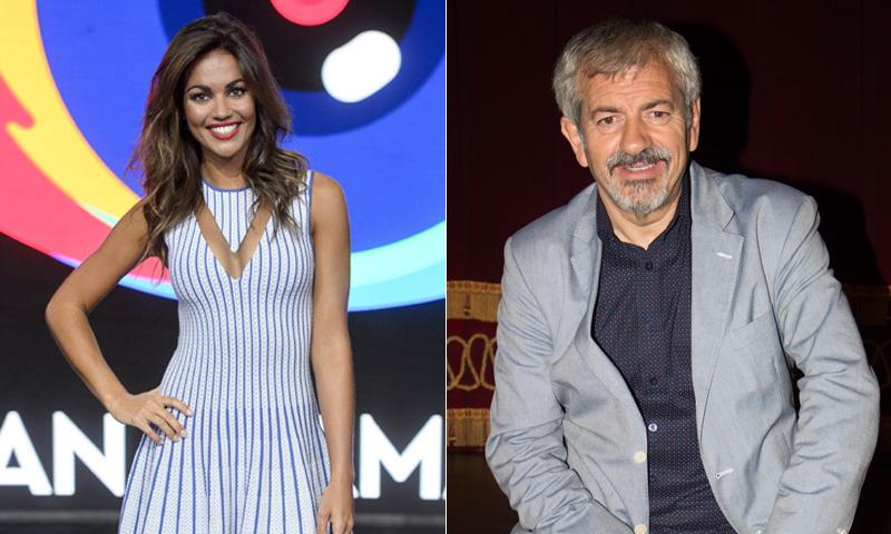 Lara Álvarez y Carlos Sobera darán las campanadas en Telecinco