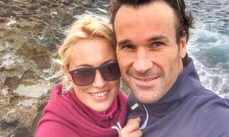 La prueba de que Carolina Cerezuela es feliz junto a Carlos Moyá