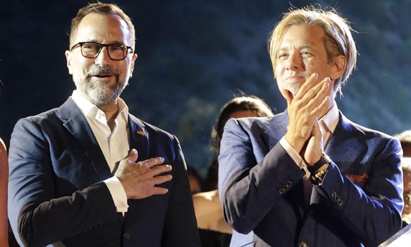 La próxima (y 'penúltima') fiesta del embajador James Costos en Madrid será para Carolina Herrera