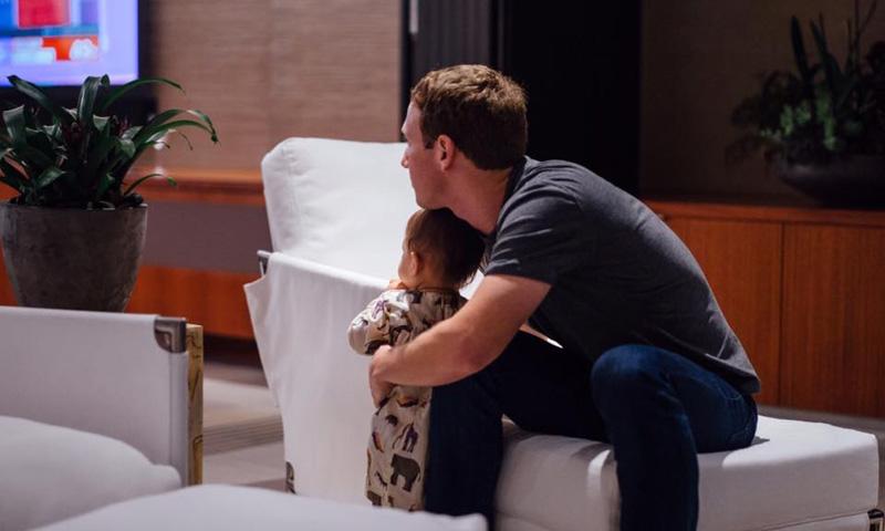 La última carta que Mark Zuckerberg le ha dedicado a su hija Max