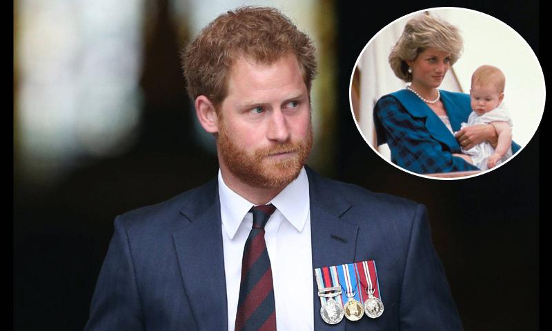 Elton John destaca el gran parecido entre el Príncipe Harry y Diana de Gales