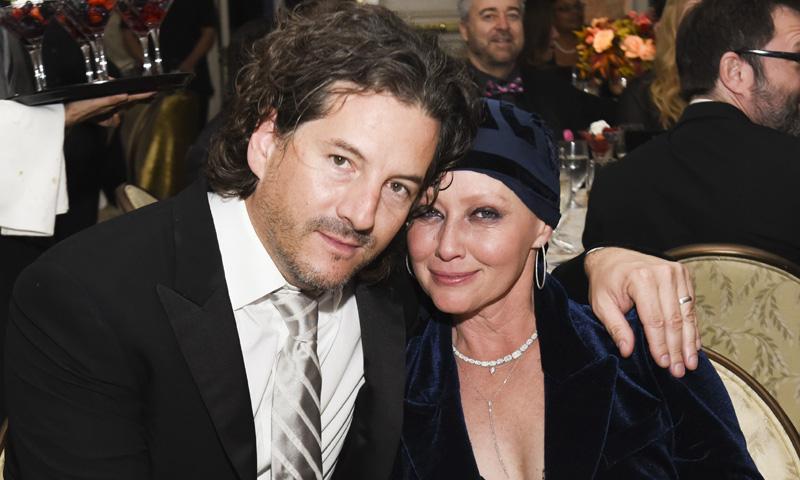 Shannen Doherty revela a ¡HOLA! TV los detalles de su día a día en su lucha contra el cáncer