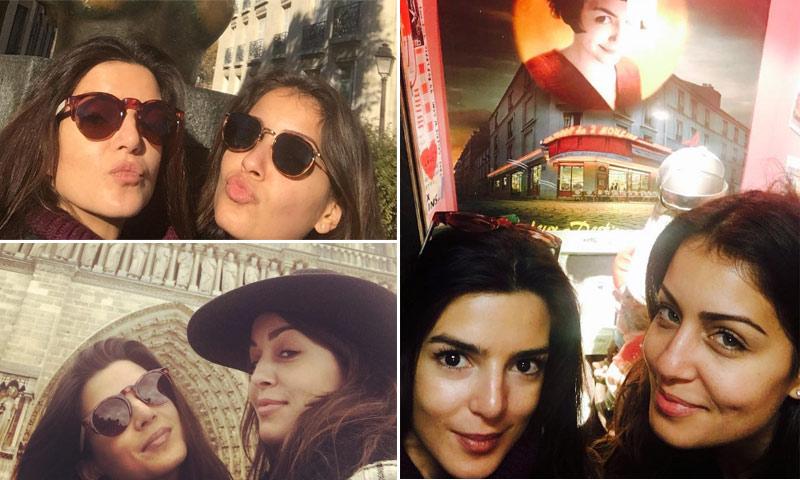 'Oh là là!' Clara Lago, Hiba Abouk y sus días de chicas en París