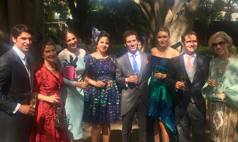 Los hermanos Rivera asisten a la boda de su íntimo amigo Manuel Espinosa en México