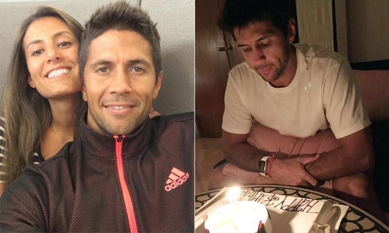 Fernando Verdasco, 33 años y mucho que celebrar con Ana Boyer