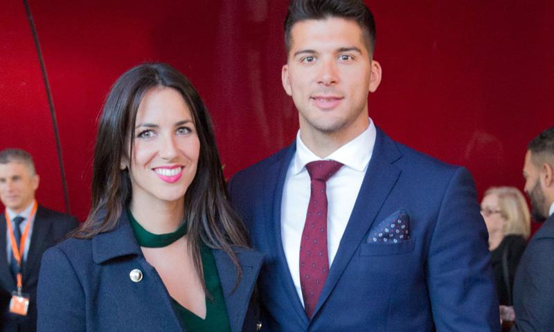 Cristian Toro e Irene Junquera, un nuevo oro y mucho amor
