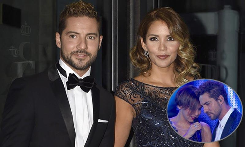 ¡Por fin! Rosanna Zanetti opina sobre el 'no beso' de su novio David Bisbal y Chenoa