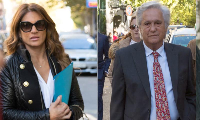 Raquel Bollo y Chiquetete, enfrentados en el juzgado