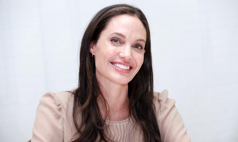 Angelina Jolie aparece por primera vez tras su separación