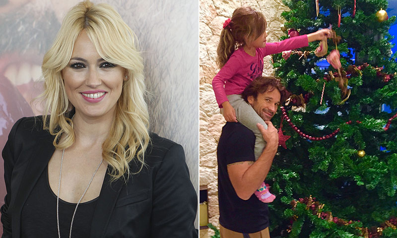 Carolina Cerezuela, Carlos Moyá y su fin de semana en familia