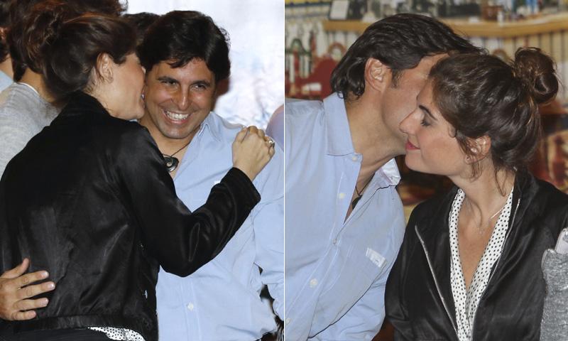 Francisco Rivera y Lourdes Montes, derroche de amor y ternura